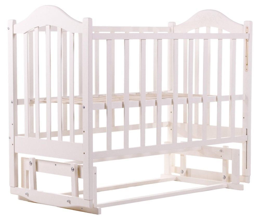 Кровать Babyroom Дина D201 маятник