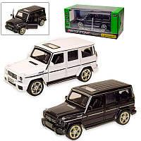 """Машинка - модель Автопром 7665 """"Mercedes-Benz G"""""""