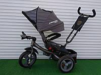 Дитячий триколісний велосипед Crosser T-400 Trinity air