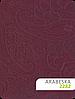 Ткань Арабеска для рулонных штор марсала