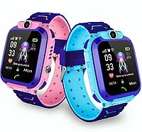 Смарт Часы для детей Smart Baby Watch Q12B с gps трекером и камерой 2,0 МП Оригинал.Гарантия!!!