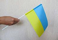Флажок Украины на присоске, с гербом, с символикой