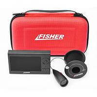 Подводная видеокамера Fisher F430 кабель 15м