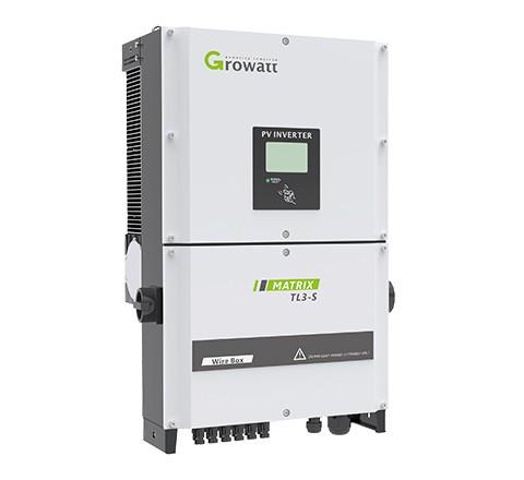 Сетевой инвертор Growatt 25000 TL3-S