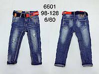 Дитячі весняні джинси на хлопчиків FD Kids,розм 98-128 см