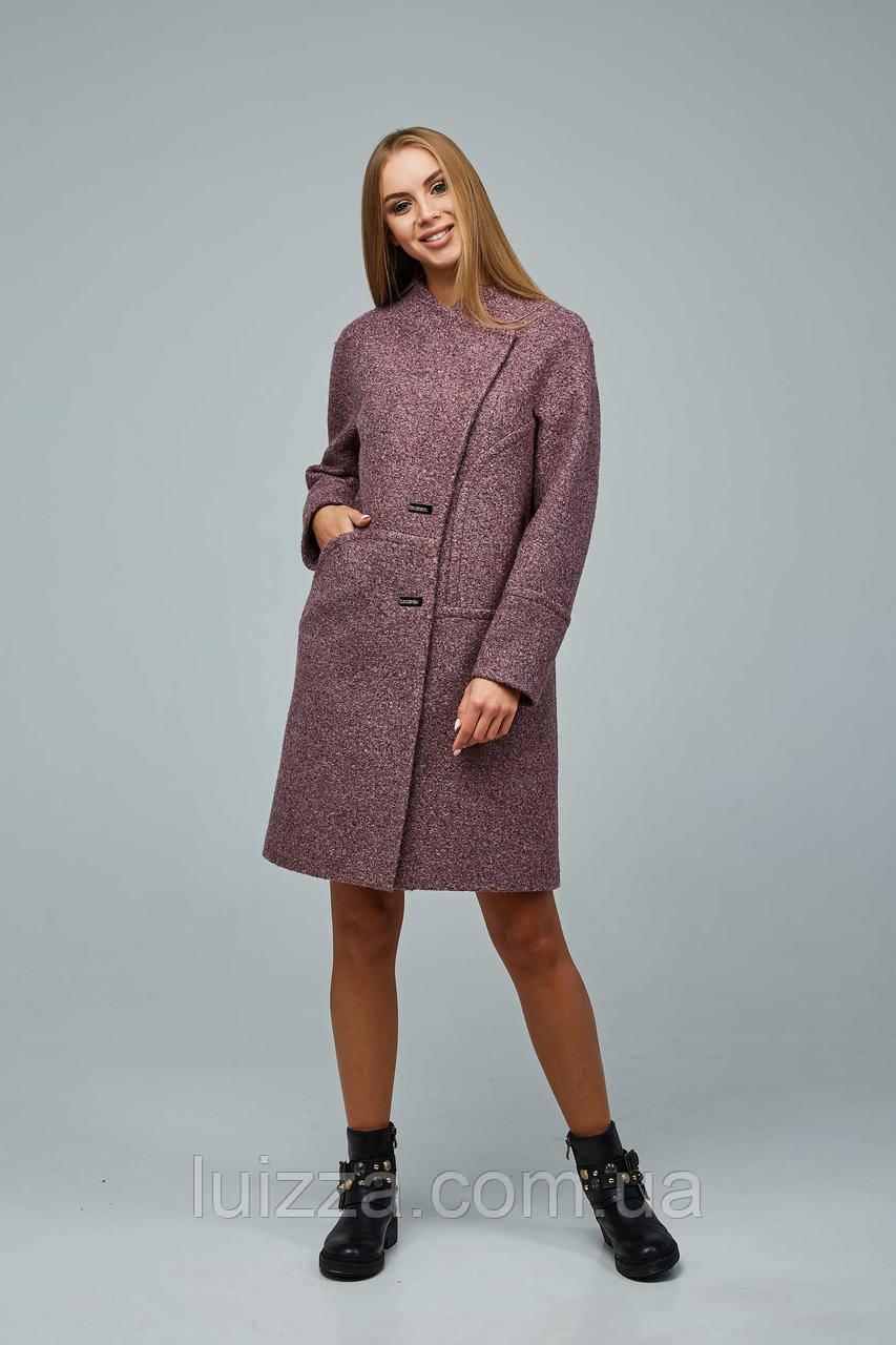Жіноче демісезонне пальто 44-54р