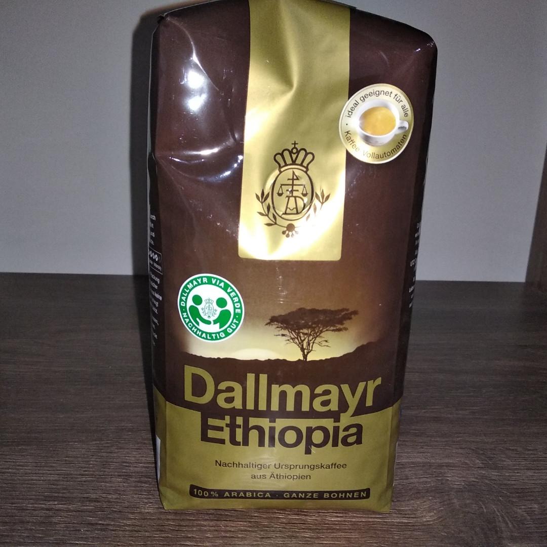 Кава в зернах Dallmayr Ethiopia 500 гр.