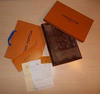 Теплый платок Шарф, палантин, шаль Louis Vuitton, Франция, оригинал