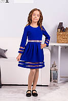 Нарядное платье детское с фатином.