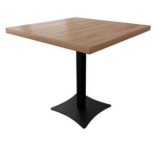 Стол барный на одной ноге Тренд-3 Металл-Дизайн