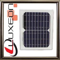 Монокристаллическая солнечная панель LUXEON 12В 5Вт