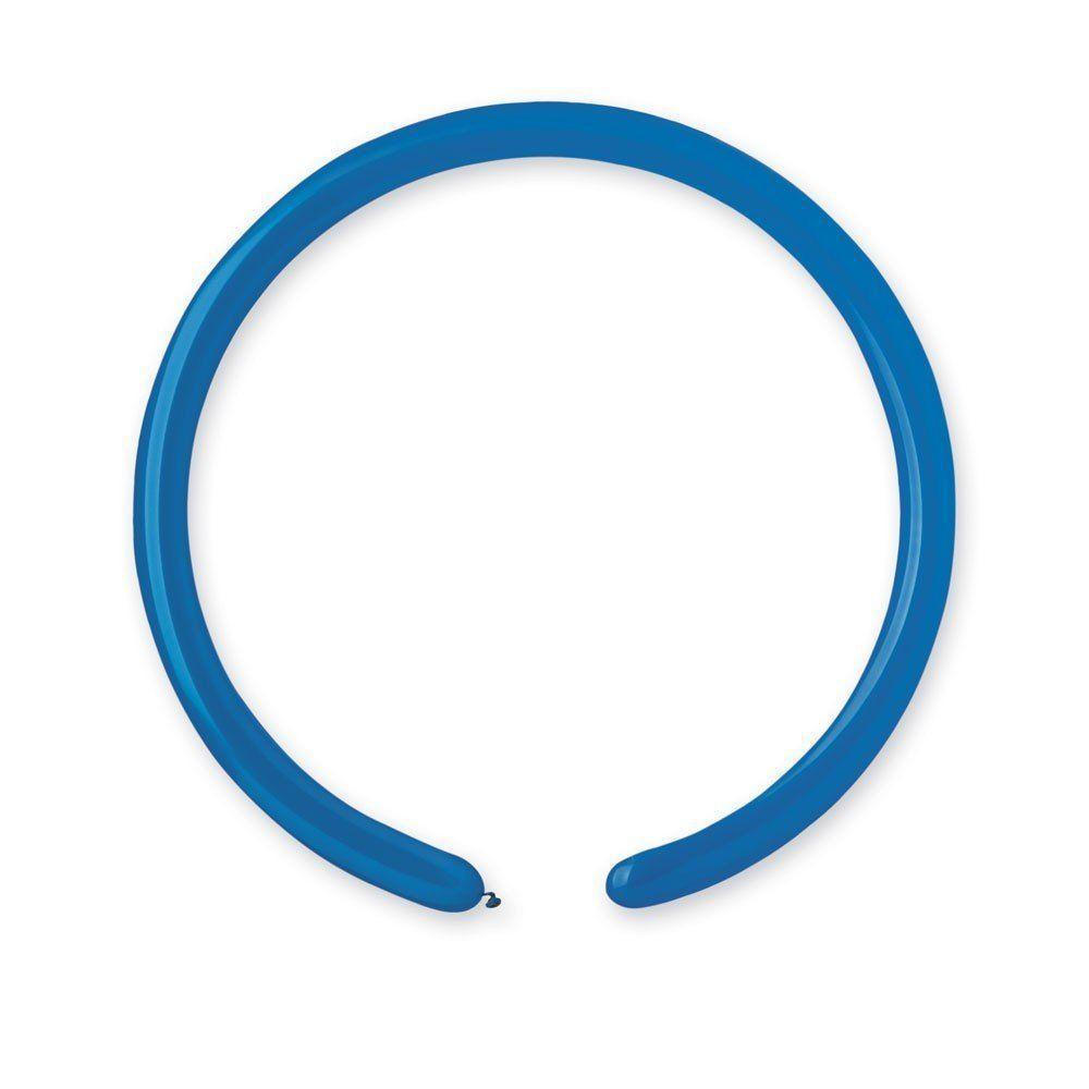Латексные шары для моделирования ШДМ 260-2/10 пастель синий