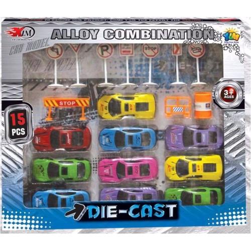 Набор машин 88120A цена за кор. 24 5*3*29см