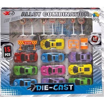 Набор машин 88120A цена за кор. 24 5*3*29см, фото 2