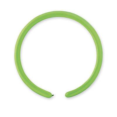 G 160-2/12 пастель зеленый. Латексные шары для моделирования ШДМ зеленый