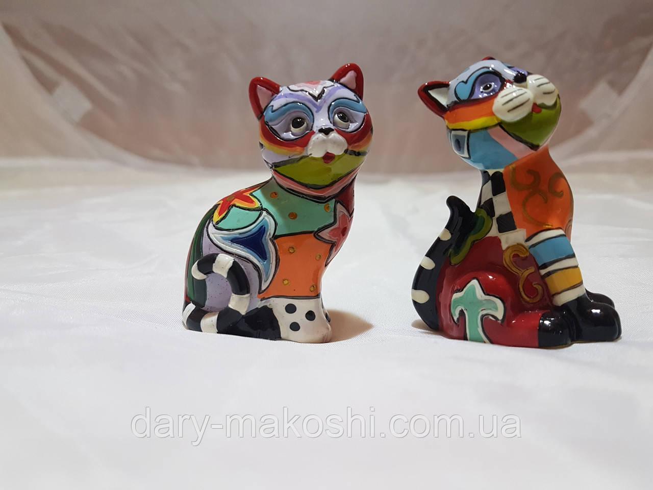 Статуэтка Кот и Кошка