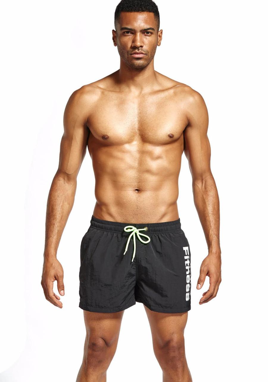 Легкие мужские шорты Fitness - №2607