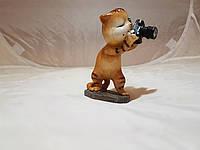 Кот - фотограф, фото 1