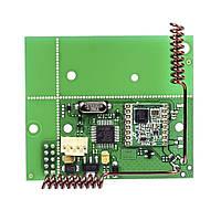 Інтерфейсний приймач Ajax uartBridge для бездротових датчиков