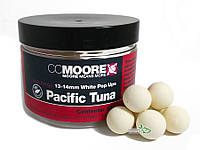 Бойлы CC Moore Pacific Tuna White Pop-Ups 13-14мм, 35шт