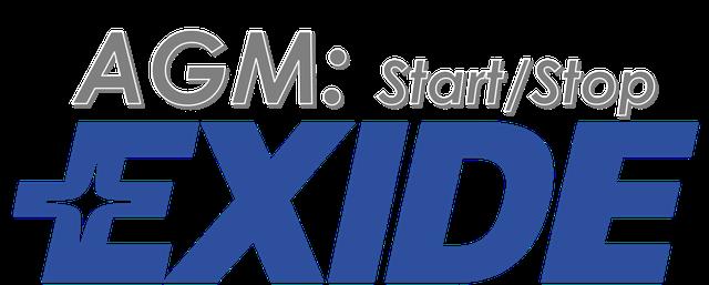Купить автомобильный аккумулятор Exide AGM в 12-v.com.ua