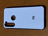 Накладка  Plating Case Xiaomi Redmi Note 8  (сиреневый), фото 2
