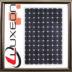 Монокристаллическая солнечная панель LUXEON 12В 30Вт