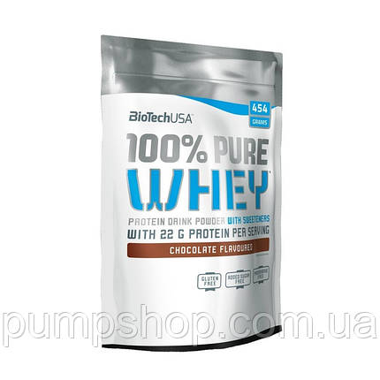 Сывороточный протеин BioTech USA 100% Pure Whey 1000 г, фото 2