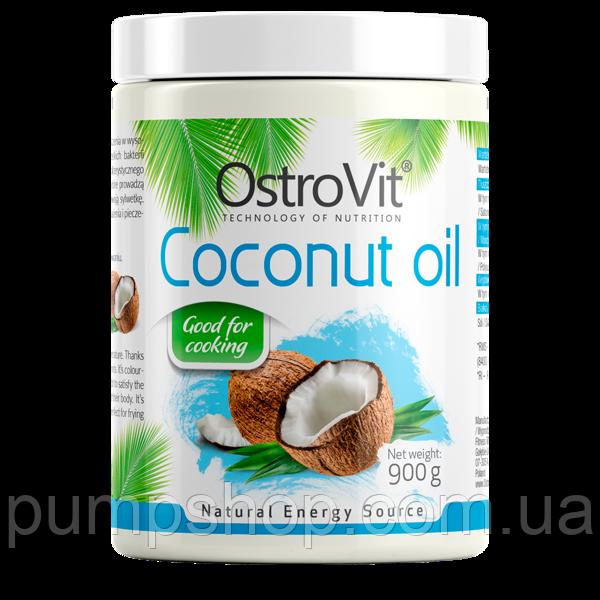Кокосовое масло OstroVit Coconut Oil 900 г
