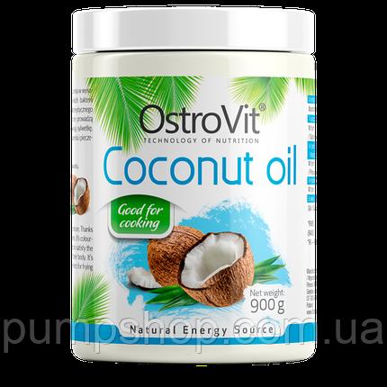 Кокосовое масло OstroVit Coconut Oil 900 г, фото 2