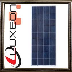 Монокристаллическая солнечная панель LUXEON 12В 100Вт