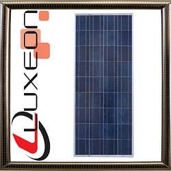 Монокристаллическая солнечная панель LUXEON 12В 150Вт