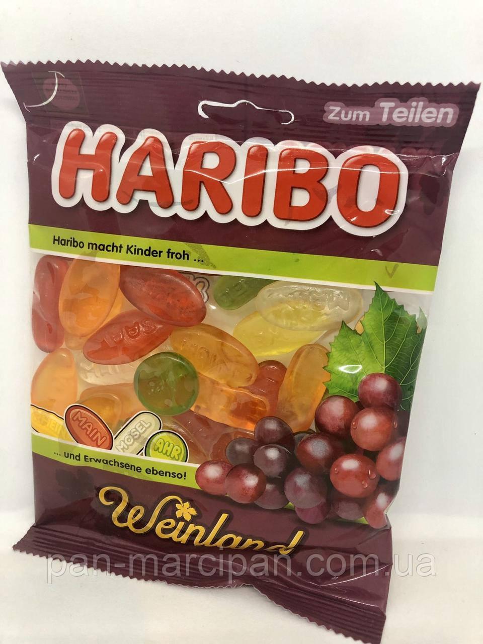 Желейки Haribo Weinland 220 г