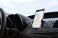 Универсальный автодержатель Kenu Airframe+ Black для iPhone/Samsung, фото 1