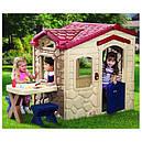 Дом садовый детский игровой Пикник Little Tikes 170621, фото 3