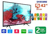 Телевизор Samsung 42  Full HD SmartTV, Wi-Fi, Самсунг, Смарт, фото 1
