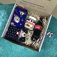Подарочный Бокс City-A Box #66 для Мужчин и Женщин Набор Новый Год из 5 ед.
