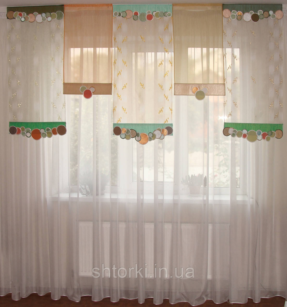 Японские панельки Капитошки 2,50м