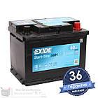 Аккумулятор автомобильный EXIDE AGM 6CT 60Ah, пусковой ток 680А [–|+] (EK600), фото 3