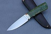 """Нож ручной работы """"Малыш"""" из австрийской порошковой стали m390"""