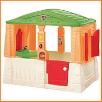 Детский игровой домик Уютный коттедж Step 2 880500