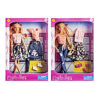"""Кукла Барби  """"Defa"""" с комплектом одежды"""