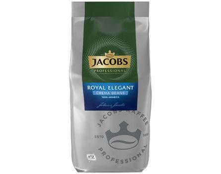 Зерновой кофе Jacobs Royal Elegant 100% арабика 1кг Германия Оригинал