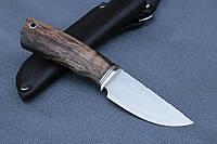 Нож ручной работы  из австрийской порошковой стали m390