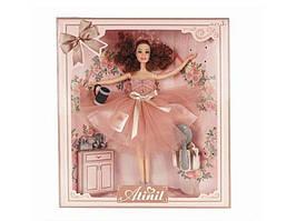 """Кукла в красивом платье """"Балерина""""  (30 см)"""