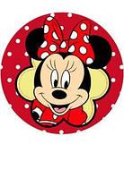 """Харчовий цукровий / вафельний їстівний друк _ лист А4 """"Міккі и Міні Маус - Mickey Mouse"""""""