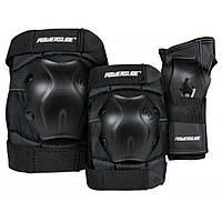Комплект защиты Powerslide 903239 Standard Tri-Pack Men M 2018 (4040333499580)