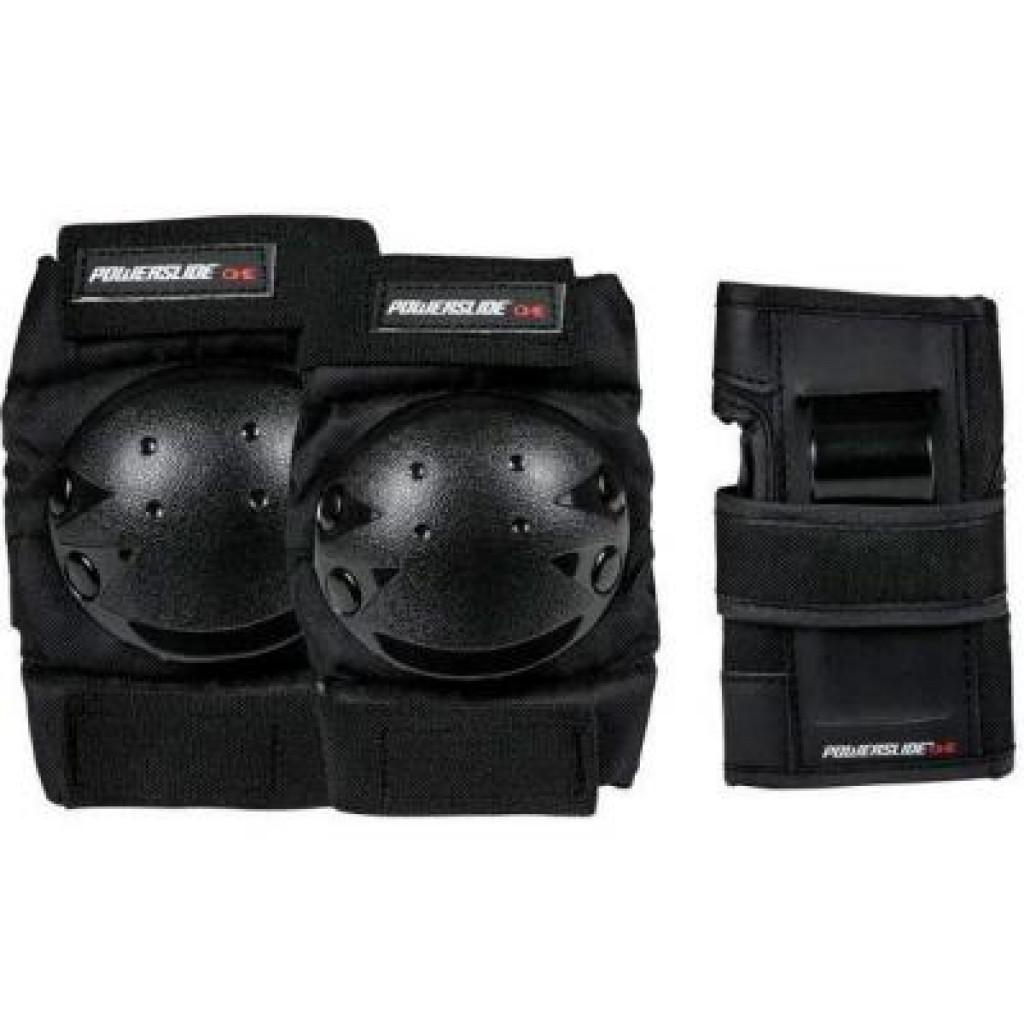 Комплект защиты Powerslide 903259 One Basic Kids Tri-Pack XXS (4040333499771)