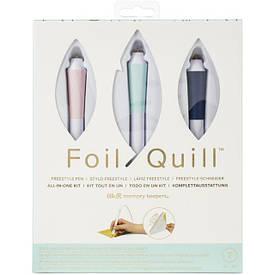 Minc, Foil Quill (фольгування)
