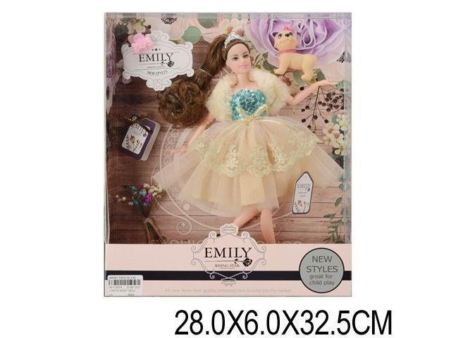 """Кукла в красивом платье   """"Принцесса"""" (30 см)"""
